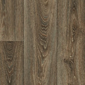 Vinyl Wood & Concrete brown 1008