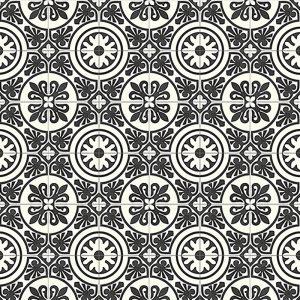 Mosaic black & white